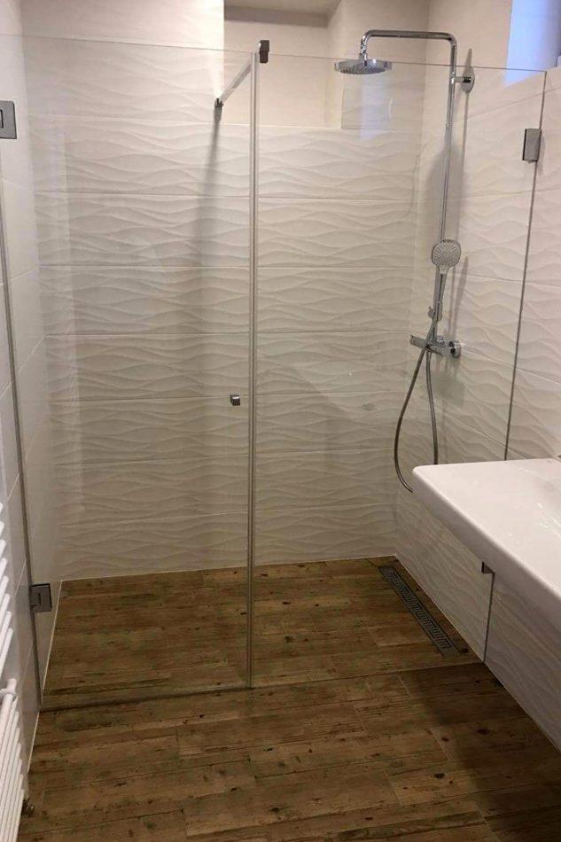 Sprchový kút